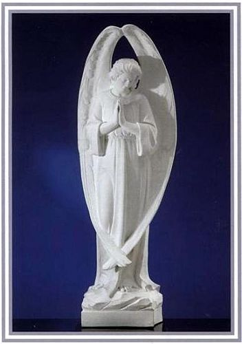 ANGEL IN PRAYER