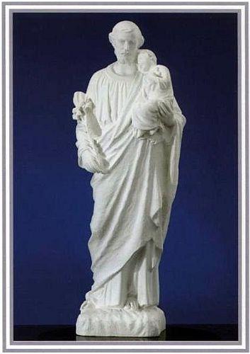 SAINT JOSEPH & JESUS