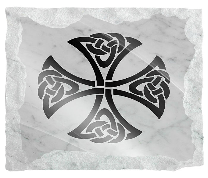 Celtic Headstone Designs Gravestones