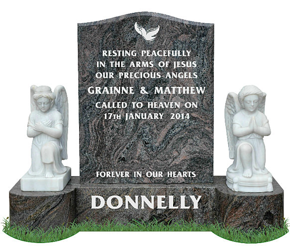 Childrens Angel Headstone