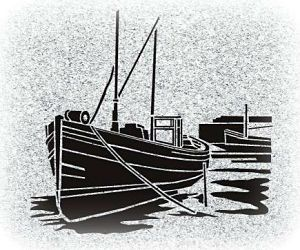 Sailing Boat Memorial