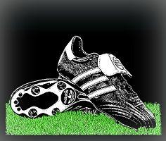Football Boots Memorial