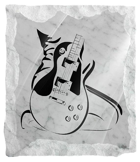 Music Headstones Gravestones
