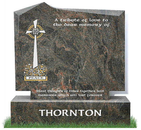 Treanor no5 Headstone
