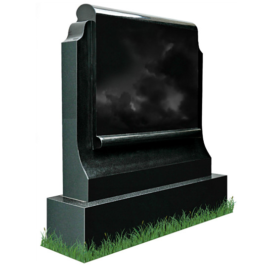 Small Scroll Monument