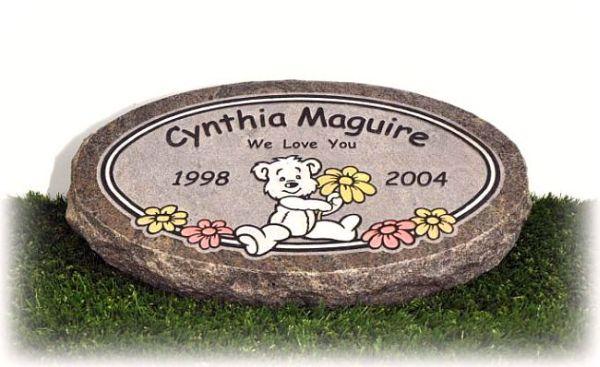 Childs Memorial Plaque