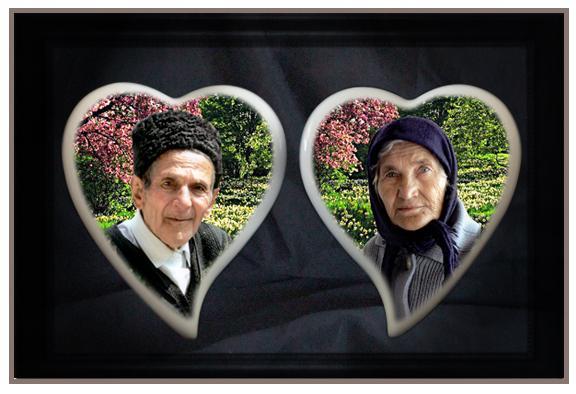 Headstone Hearts