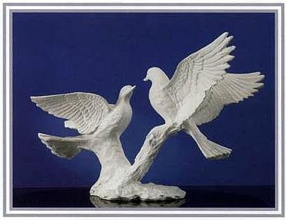 Holy Spirit Statue