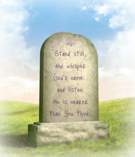 Epitaphs for Gravestones