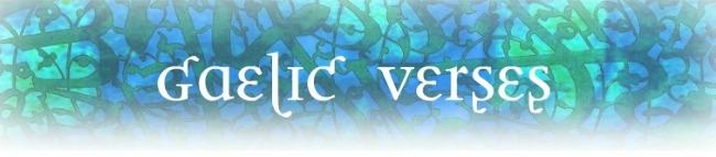 Gaelic Verses for Gravestones