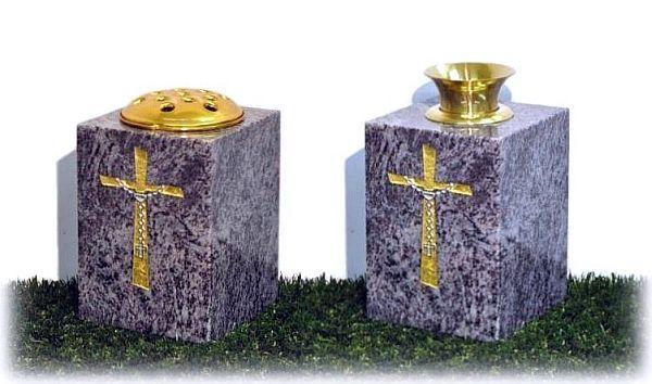 Grave Flower Vase