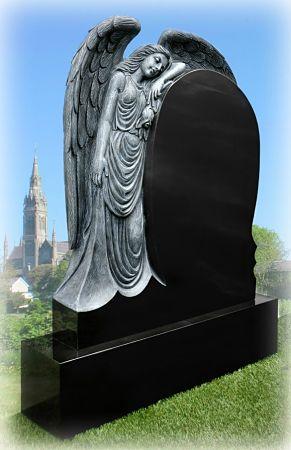 Современные образцы памятников на могилу по типам материалов