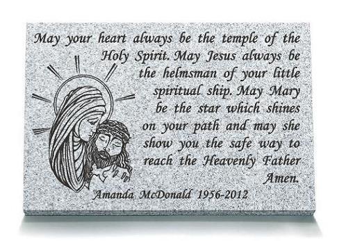 Jesus and Mary Prayer