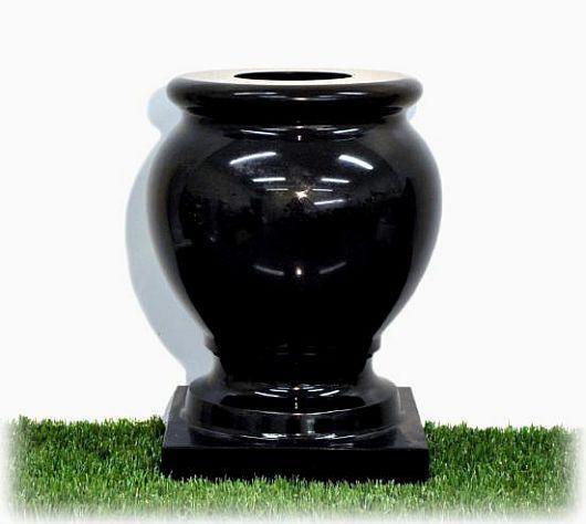 Large Grave Flower Vase