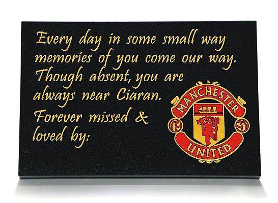 Manchester United Memorial