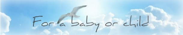 Memorial Verses and Poems for a Baby or Child