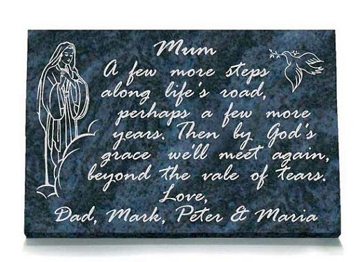Memorial for A Mum