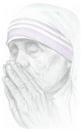 Mother Teresa's prayers for the dead