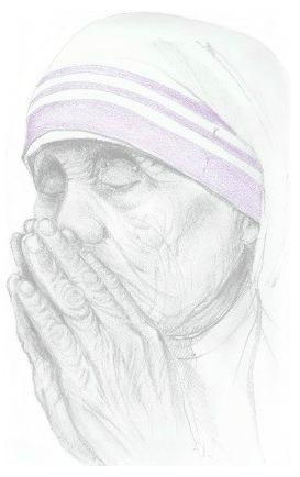 Mother Teresa's prayers for the dead