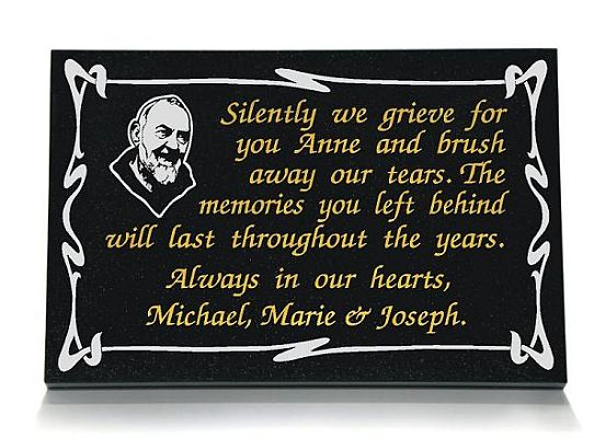 Padre Pio Memorial