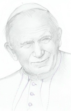 Blessed Pope John Paul II Prayers for the dead