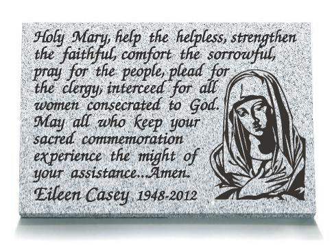 Prayer to Mary Mother of God