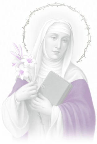 Saint Catherina of Siena Prayers