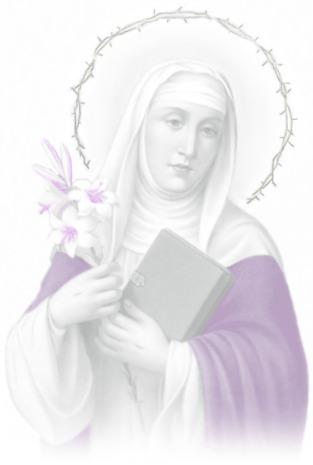 Saint Catherina of Siena Prayers