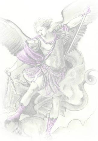 Saint Michael the archangel prayers for the dead