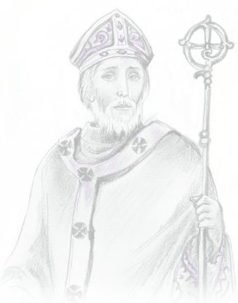 Saint Patrick Prayers for the dead