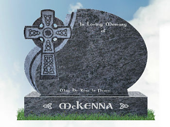 Irish Headstones