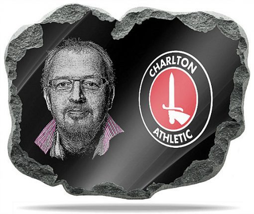 Charlton Athletic Wall memorial Plaque