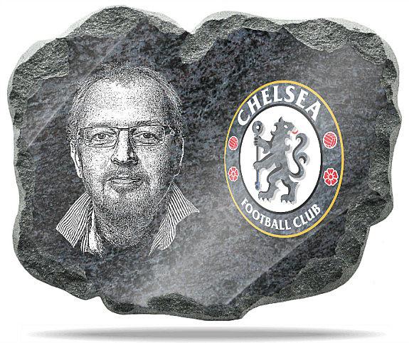 Chelsea FC Wall memorial Plaque