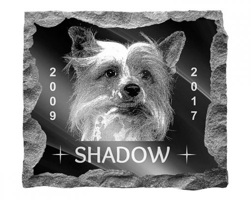 Chinese Crested Dog Memorials