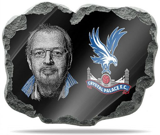 Crystal Palace FC Wall memorial Plaque