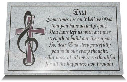 Dad death poem for headstones