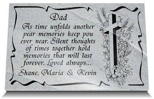 Father memorial poem