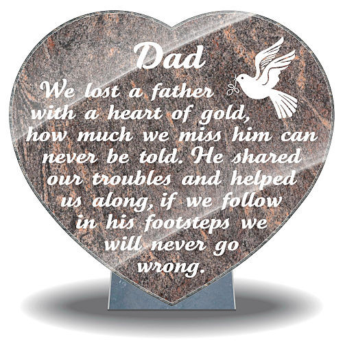 Father's day memorial gifts