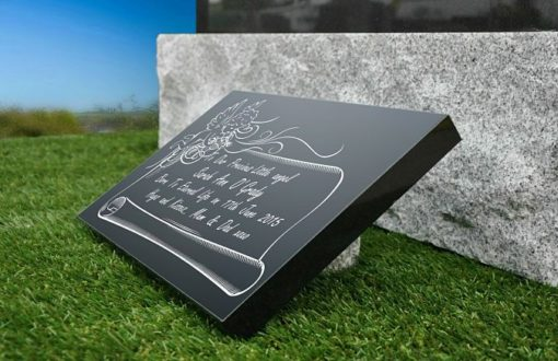 Memorial Plaques for babies born to eternal life Ireland and the UK