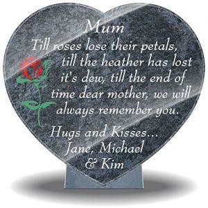 Grave ornaments mum