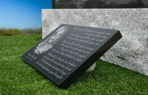 Daughter funeral poems for memorial plaques