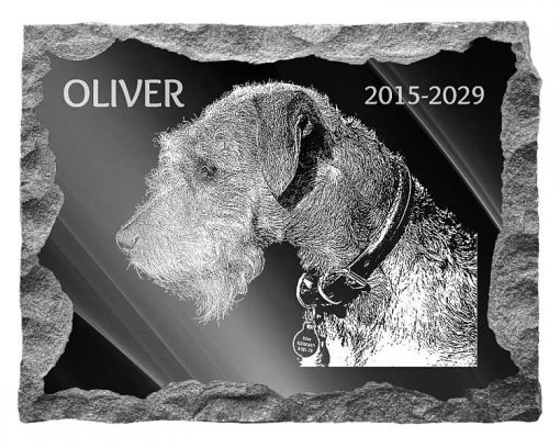 Lakeland Terrier Dog Memorials
