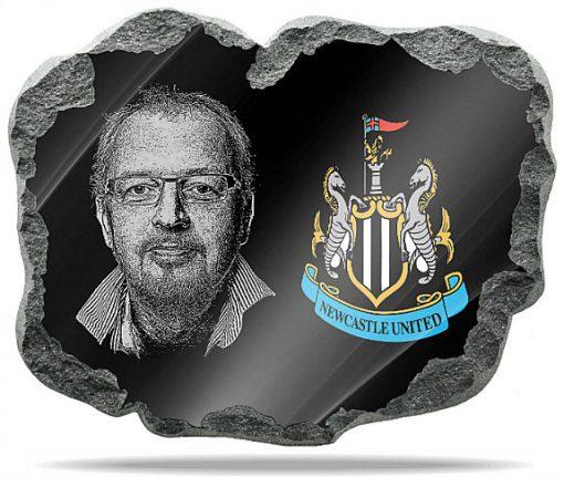 Newcastle United Wall memorial Plaque