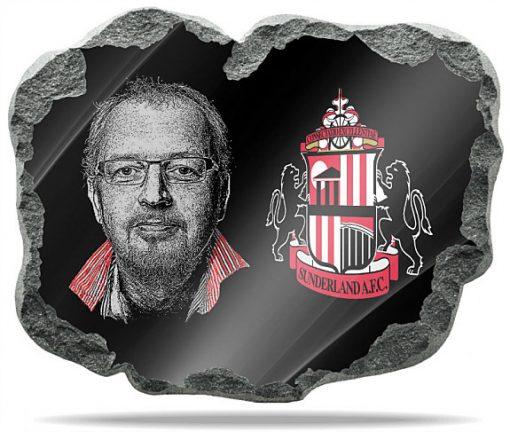 Sunderland AFC Wall memorial Plaque