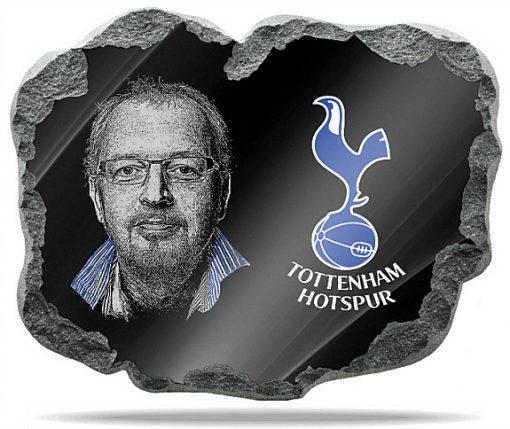 Tottenham Hotspur Wall memorial Plaque