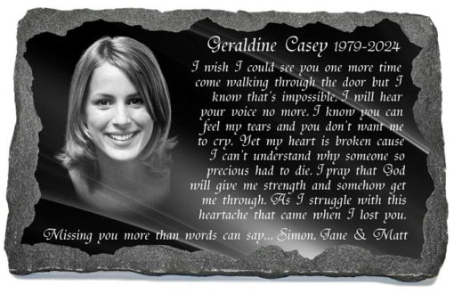 Grave Memorial Portraits for Headstones