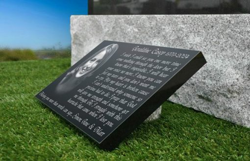Wife Memorial Portraits with personalized photo and wife death quotes