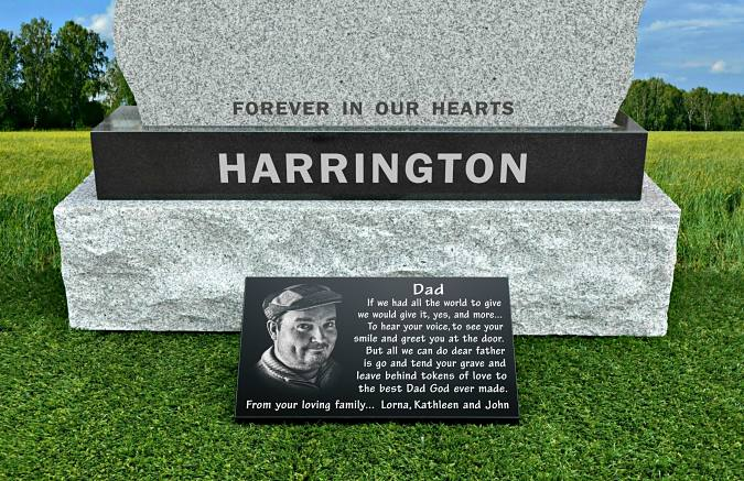 Memorial gifts for loss of father australia
