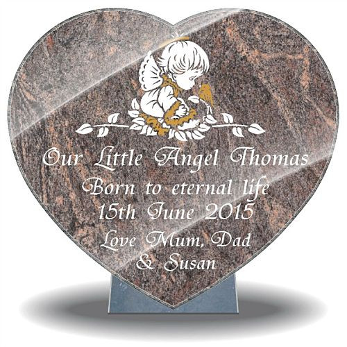 Personalized Memorial Gifts loss children