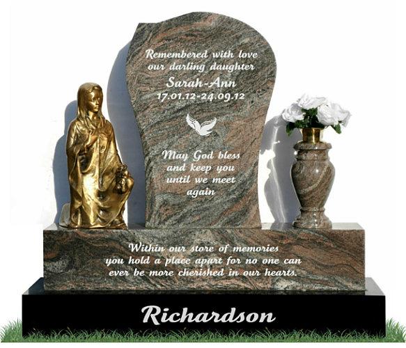 Small Child's Headstone